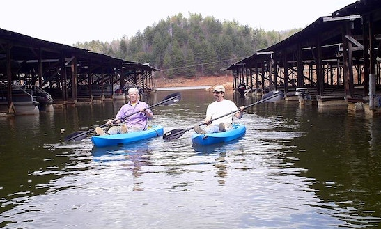 Single Kayak Rental In Beaverdam