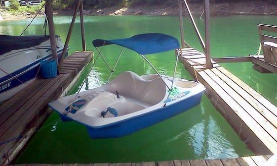 Paddle Boat In Beaverdam
