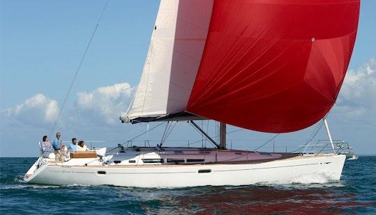 Jeanneau Sun Odyssey 49 In Baška Voda