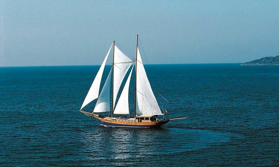 Borina-1 Sailing Gulet Charter in Amersfoort