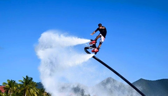 Flyboard Rides In Saint Martin