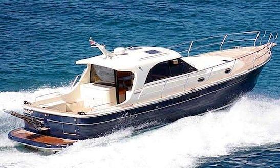 Motor Yacht Rental In Lucija