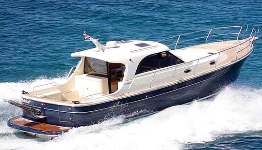 Motor Yacht Rental In Lucija
