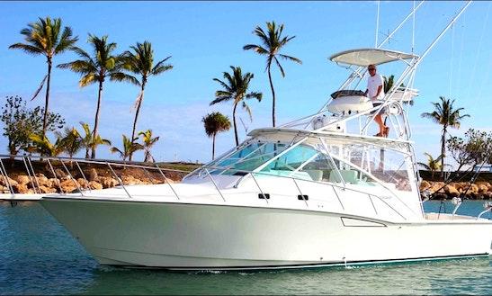 Enjoy 35 Ft Cabo 35 Express Fishing Charter In Kapolei, Hawaii