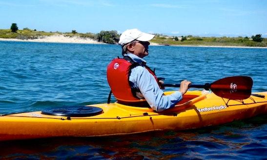Single Kayak Rental & Tours In West Tisbury, Massachusetts