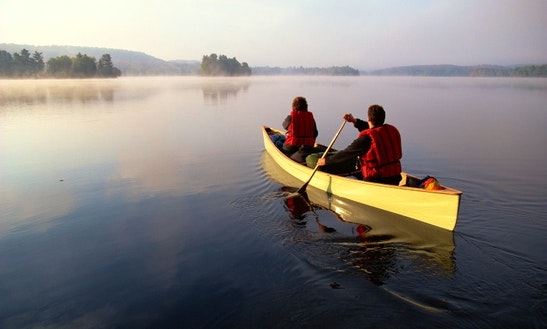 Canoe Rental And Tour With Aca Certified Guides In West Tisbury, Massachusetts
