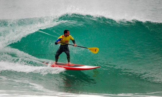 Paddleboard Rental In Saint-pierre-quiberon, France