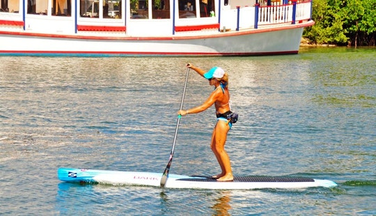 Paddleboard Rental & Lessons In Key Largo, Florida