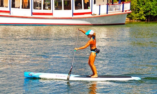 Paddleboard Rental & Lessons In Key Largo, Florida