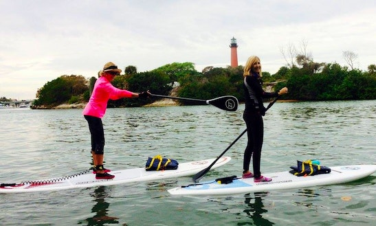 Paddleboard Excursions & Lessons In North Palm Beach, Florida