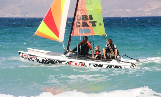 Hobie Cat Rental, Lessons & Excursions In Kos