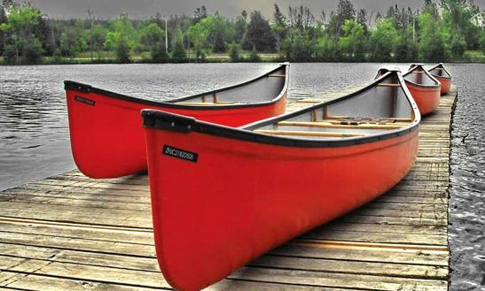 Kawartha Canoe Rental In Barrie