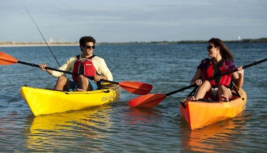 Rent A Single Kayak In Bird Island, Texas
