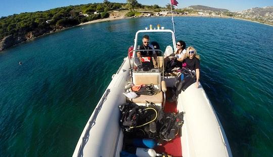 Discover Scuba Diving In Moschato