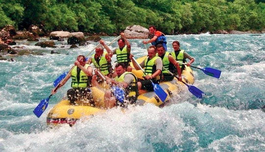 Rafting Trips In Dubrovnik, Croatia