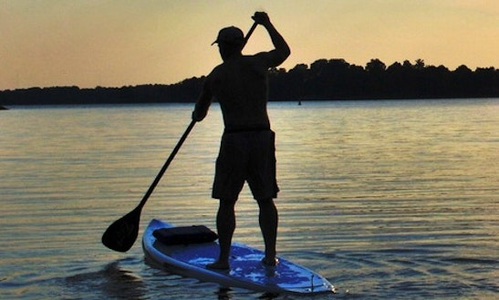 Paddleboard Rental In Plouharnel, France