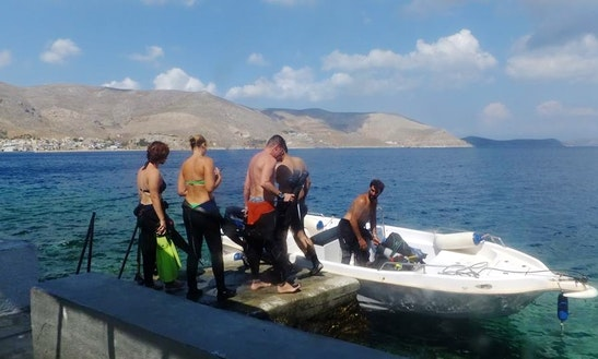 Learn To Dive In Kalimnos