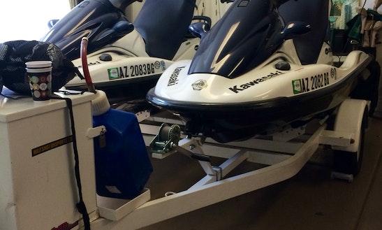 6' Kawasaki Jet Ski In Las Vegas Nevada, United States