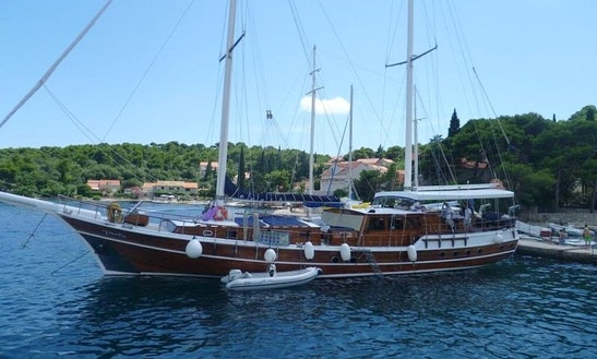 M/s Perla In Croatia