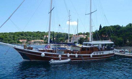 M/s Perla In Croatia