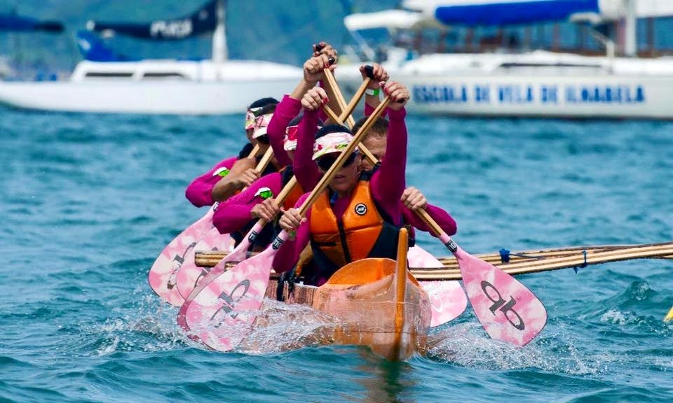 Canoe Trips & Lessons in Ilhabela, Brazil
