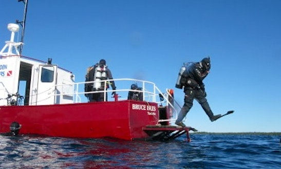 Diving Trips In Broadview Heights, Ohio
