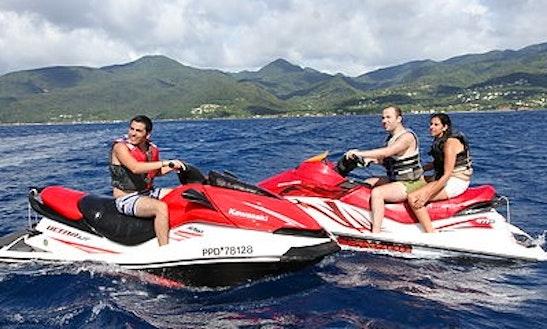 Jet Ski Rental In Bouillante, Guadeloupe