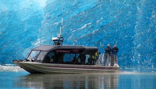 Enjoy Private Jetboat Tour In Wrangell, Alaska