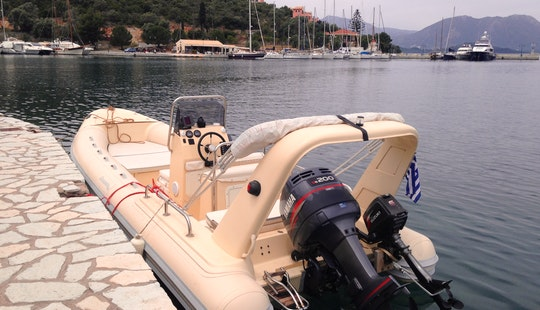 Rib Rental In Athens Coast