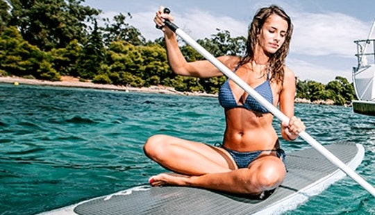 Paddleboard Rental & Lessons In Vila Nova De Milfontes, Portugal