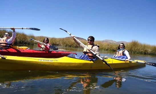 Amazing Kayak Rental & Trips In Tarapoto, Peru