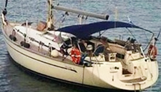 Bavaria 49 Blue One Cruising Monohull Rental & Charter In Magnisia, Greece