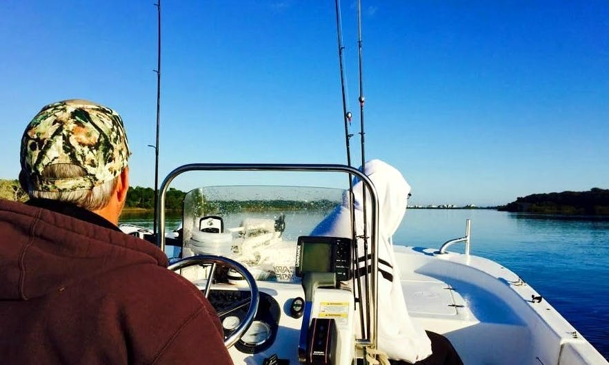 Guided Fishing Trip Charter and Eco Tour In Palm Coast