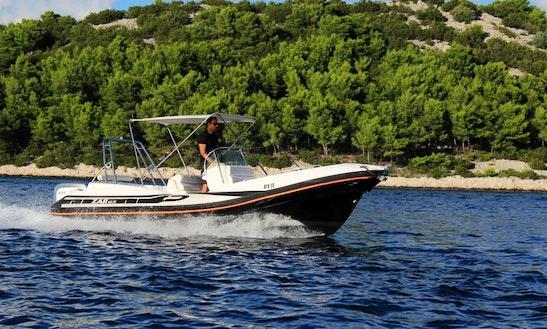 Zar Formenti 65 Boat Hire In Tisno