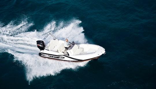 Zar Formenti 61 Boat Hire In Tisno