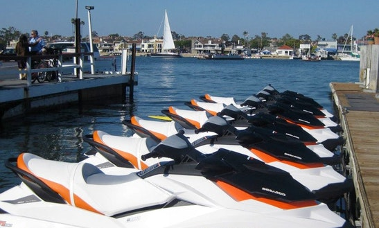Sea Doo Jet Ski Rental In Newport Beach