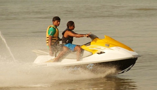 Jet Ski Tour In Kalethar