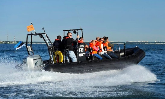 (8 Pax) Rib In Rohuneeme And Tallinn Bay