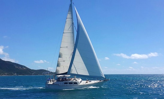 44' Wellington Sailing Yacht In Antigua