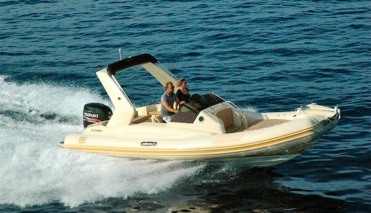 Solemar 23.1 Offshore Boat Hire In France
