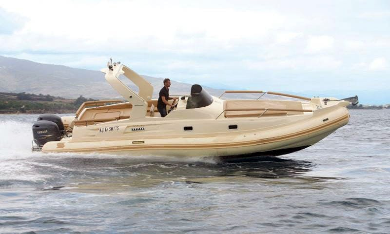 Solemar 32 N&D Boat Hire in France