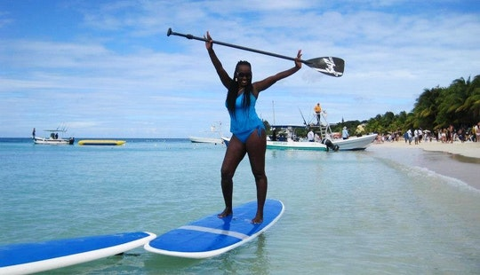 Paddleboard Rental In Islas De La Bahia, Honduras