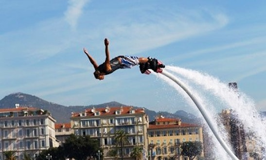Flyboarding In Nice
