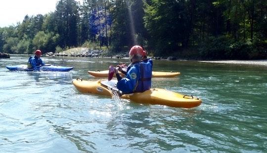 Kayak Tour In Bled