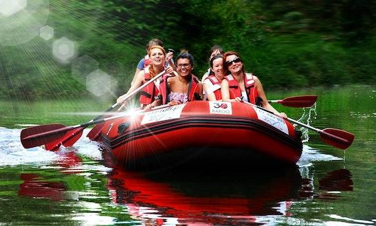 Rafting In Bardo