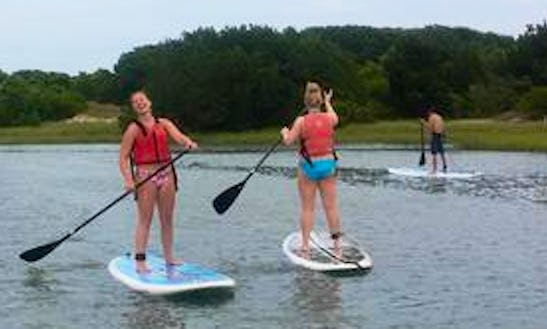 Paddle Board In Swansboro