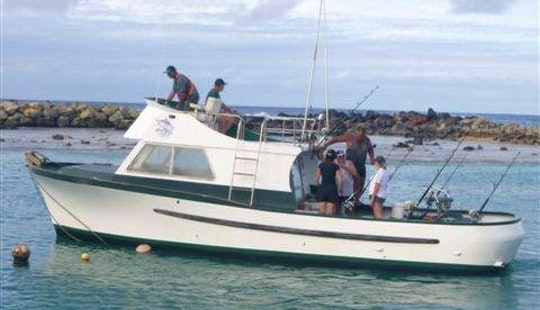 Deep Sea Game Fishing Guide And Charter In Cook Islands