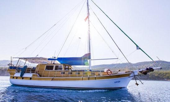 Ilayda Gulet In Antalya