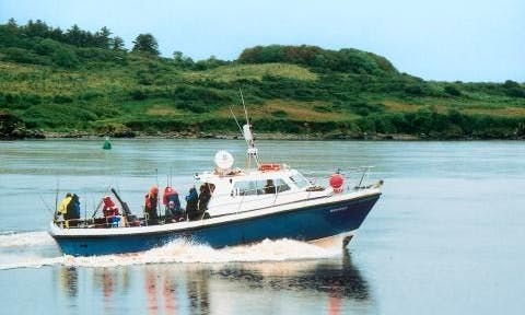 "40' Lochin ""Meridian"" Fishing Boat In Killybegs"