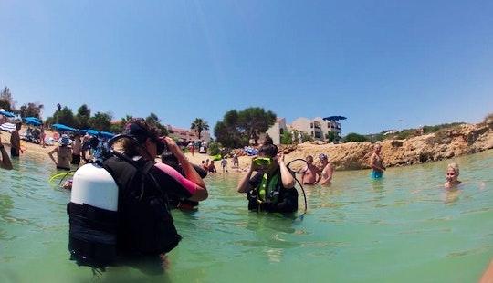 Explore The Underwater World Of Protaras, Cyprus